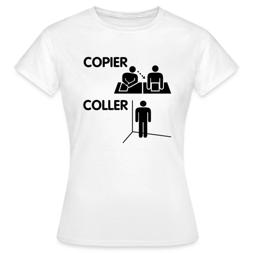 Copier coller - Femme - T-shirt Femme