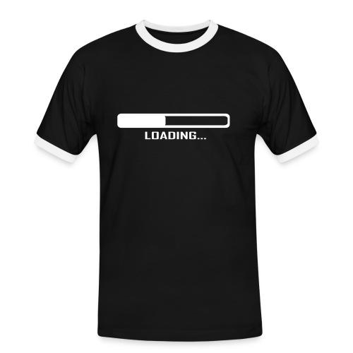 Loading - T-shirt contrasté Homme