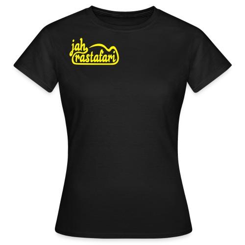 Jah rastafari - T-shirt Femme