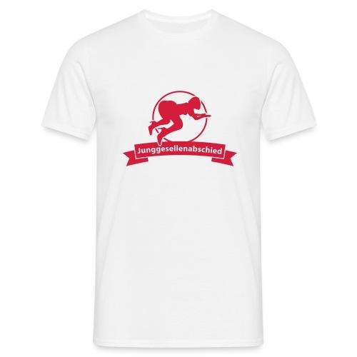 Jungesellenabschied - Männer T-Shirt