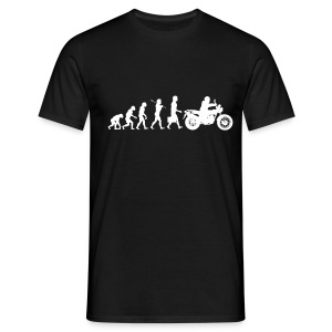 VanVolution White - Men's T-Shirt