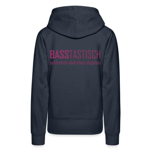 I Need Bass - Frauen Premium Hoodie