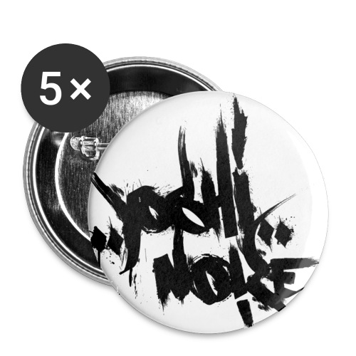 Yoshi Noize Buttons - Buttons klein 25 mm
