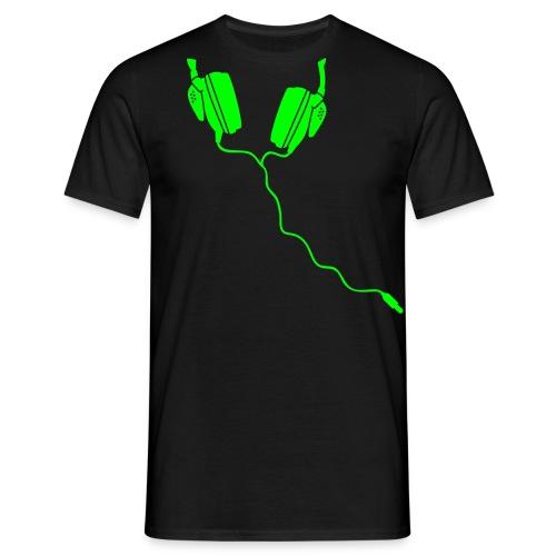 just listen - Männer T-Shirt