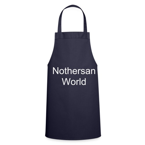 Nothersan World Dog Bandana - Cooking Apron