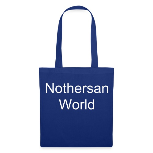 Nothersan World Dog Bandana - Tote Bag