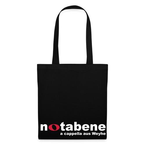 notabene Stofftasche - Stoffbeutel