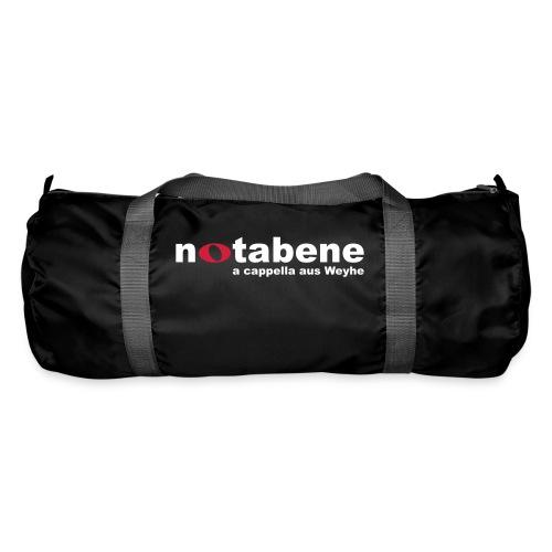 notabene Chorwochenenden-Reisetasche - Sporttasche