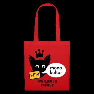 stofftasche, FFM, monokultur - Stoffbeutel