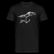 T-Shirts ~ Men's T-Shirt ~ Tyrannosaurus-Flex