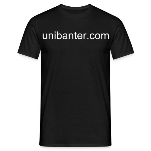 Uni Banter - Men's T-Shirt
