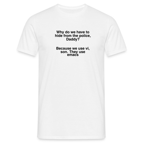 VI - Comfort-T - Men's T-Shirt