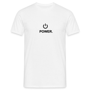 Power - Comfort-T - Men's T-Shirt