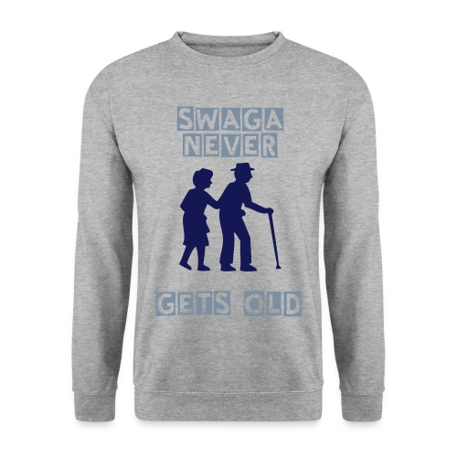 Swagga Never Gets Old  - Herre sweater
