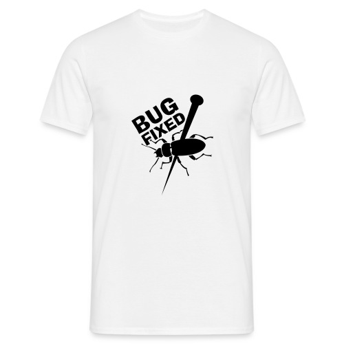Bug Fixed - Comfort-T - Men's T-Shirt