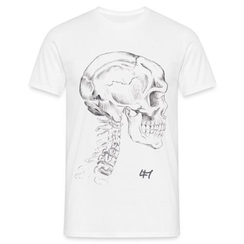 Skull and Bones - Männer T-Shirt