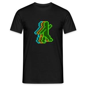 Neon Guy (Coloured) - Men's T-Shirt