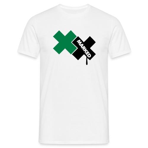 Marked - T-shirt herr