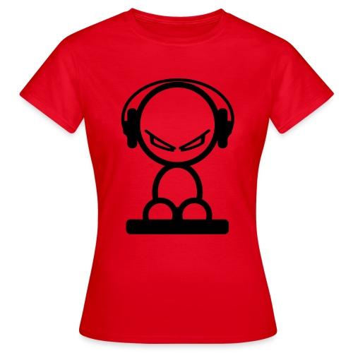 DJ - Frauen T-Shirt