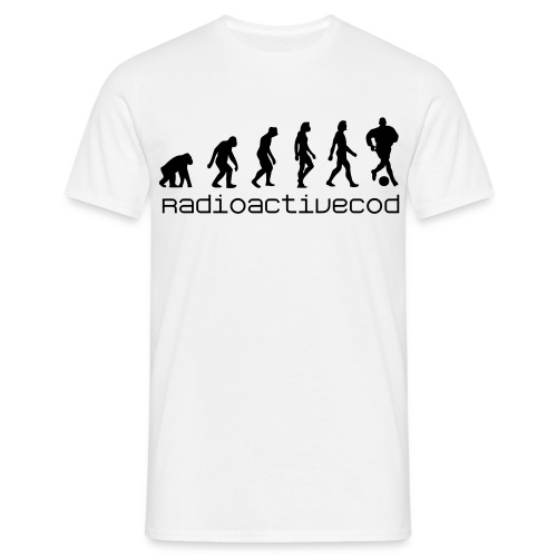 Evolution of man - Official T - Men's T-Shirt
