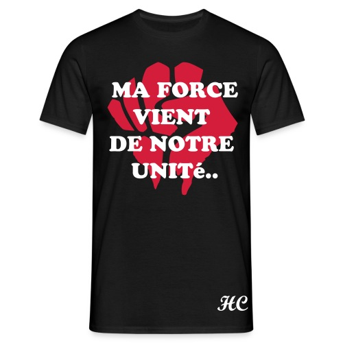 MA FORCE - T-shirt Homme
