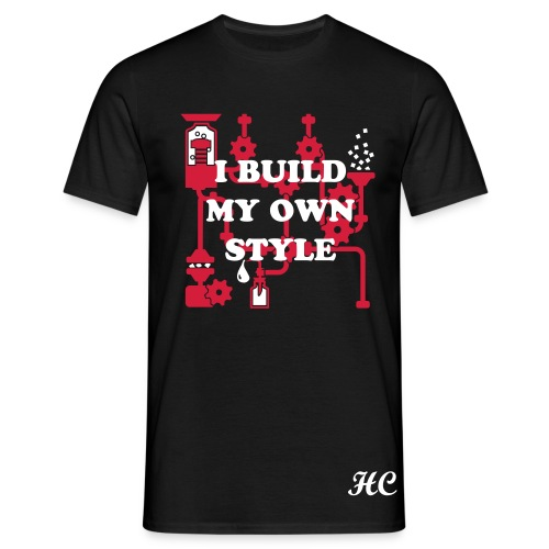 MY OWN STYLE - T-shirt Homme