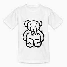 kids teddy bear Kids' Shirts