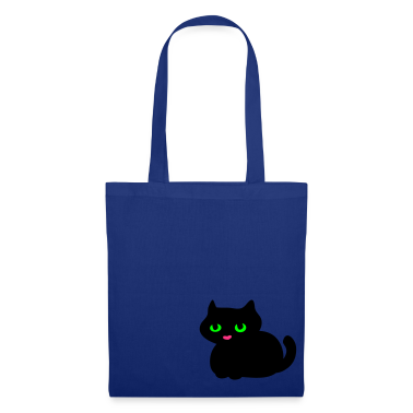 cute kitten by Patjila Bags