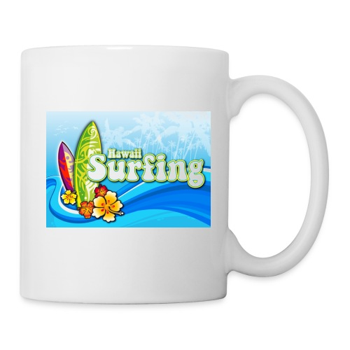 Hawaii Surfing - Tasse - Tasse