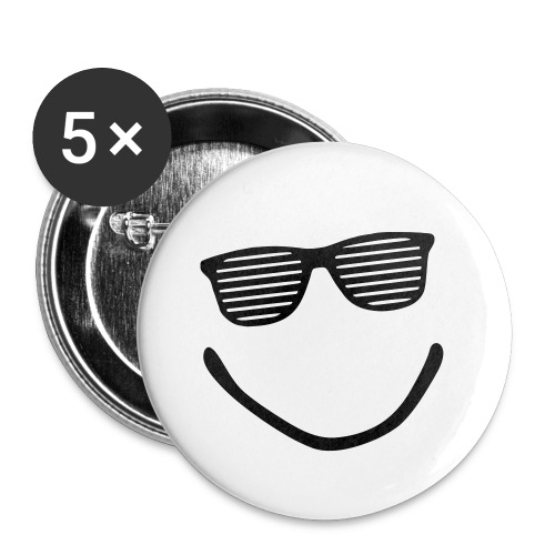 smilebuttons - Buttons klein 25 mm