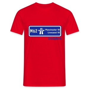 Man Utd 19 League Titles - Men's T-Shirt