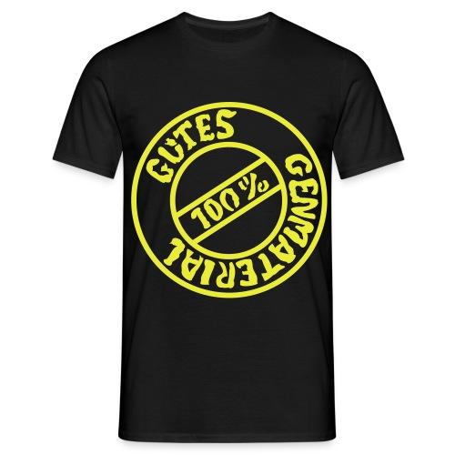 100 % gutes Genmaterial - Männer T-Shirt