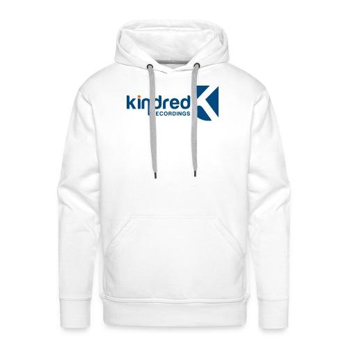 Kindred man's hooded sweat shirt - Men's Premium Hoodie