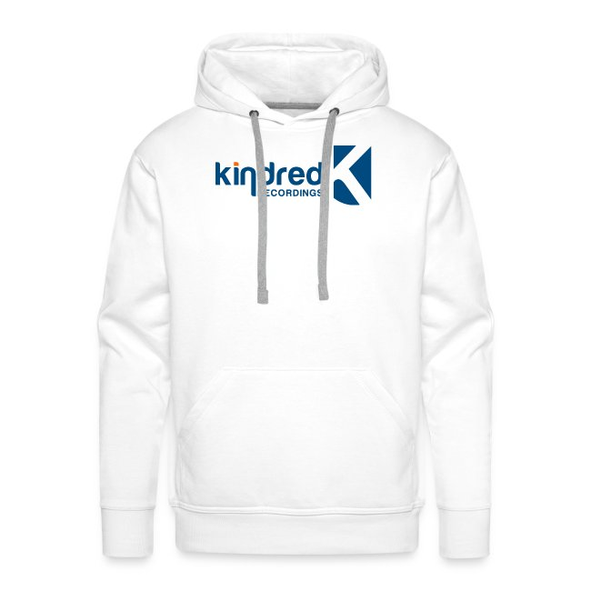 Kindred man's hooded sweat shirt