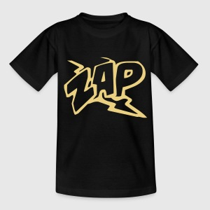 cartoon zap Camisetas niños - Camiseta adolescente