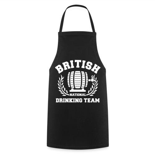 British Drinking Team - Cooking Apron