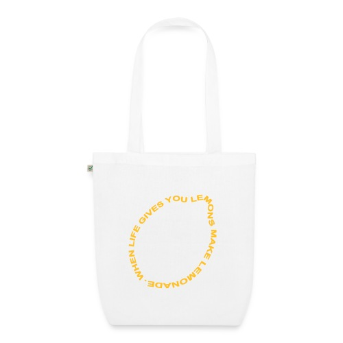 Lemonade Eco Tote - EarthPositive Tote Bag