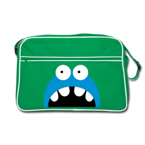 Monster bag - Retro Bag