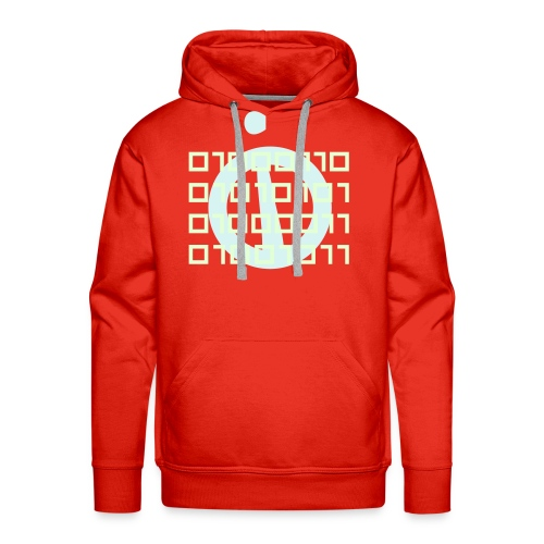 Io SBM Fuck Io Basic - Sweat-shirt à capuche Premium pour hommes