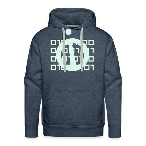 Io SBM Love Io Basic - Sweat-shirt à capuche Premium pour hommes