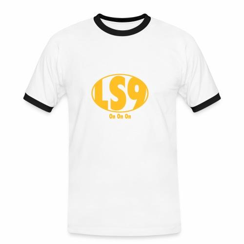 LS9 - ON ON ON - Men's Ringer Shirt