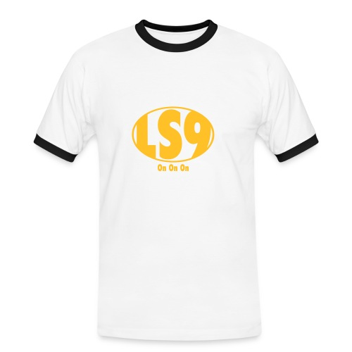 LS9 - ON ON ON - Men's Ringer Shirt