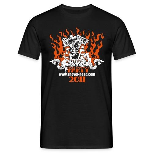 P.E.P.#9 -  2011 - Männer T-Shirt