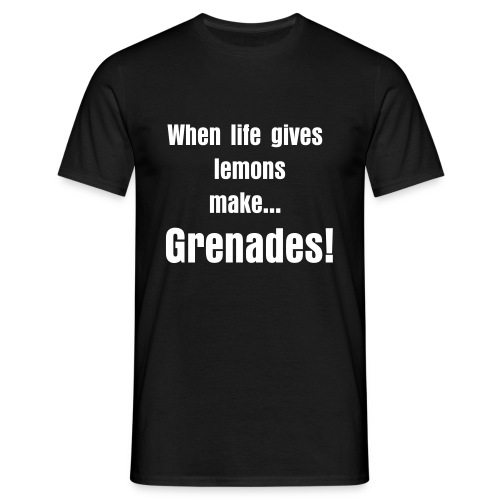 Granades! - Men's T-Shirt