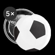Bottoni & spille ~ Spilla media 32 mm ~ Ball