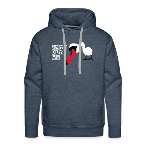MY DEAR SWAN - Männer Premium Hoodie