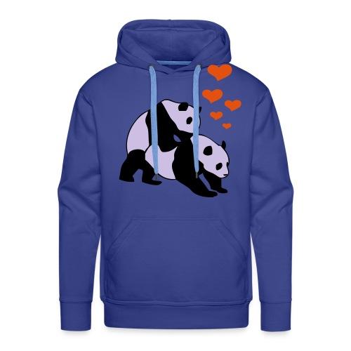 Panda Sex - Men's Premium Hoodie