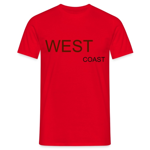 WEST COAST - T-shirt Homme