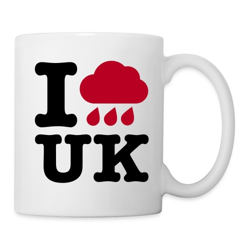 Rainy Britain - Mug