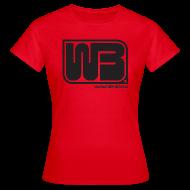 T-Shirts ~ Frauen T-Shirt ~ Waagenbau - Girl